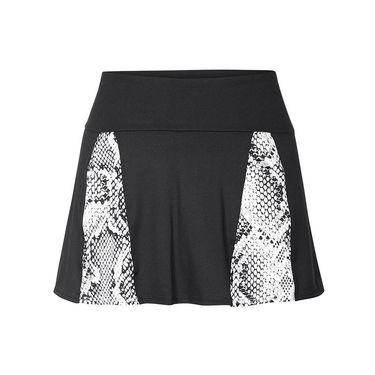 Tail Red Hot Printed Insert Skirt - Boa