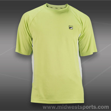 Fila Center Court Jacquard Crew