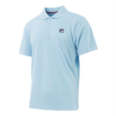 Fila Heritage Polo - Angel Falls/White