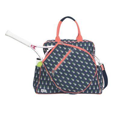 Ame and Lulu Harper Tennis Tour Bag - Pineapple Print
