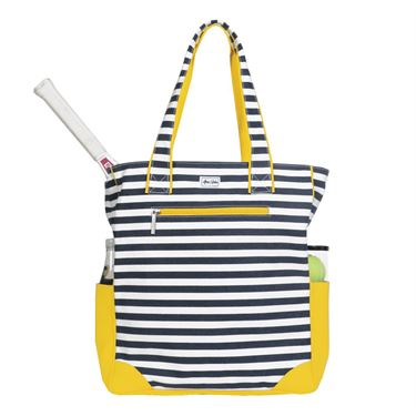 Ame and Lulu Emerson Tennis Tote - Tilly Print