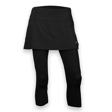 Fila Skirt Capri -Black