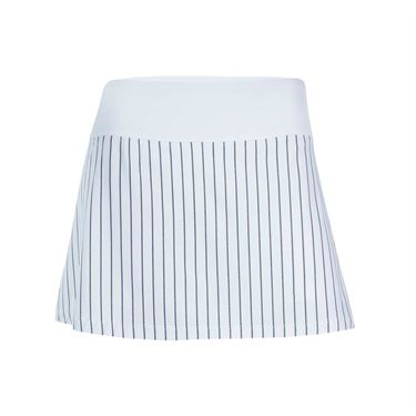 Fila Game Day Skirt - White Pinstripe