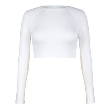 Tail Sasha Crop Top - White