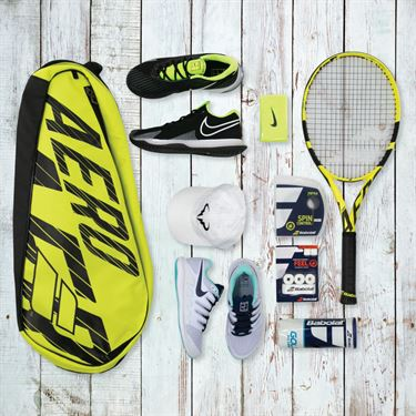 Upgrade Tennis Holiday Bundle 2