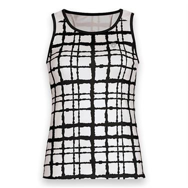 DUC Absolute Printed Tank - White/Black