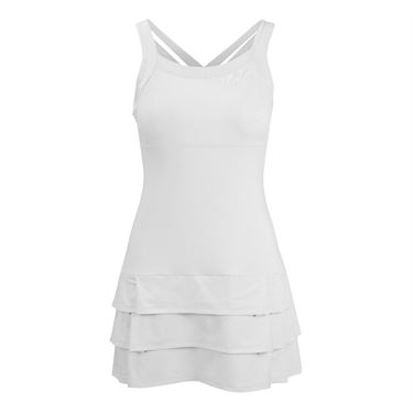 DUC Grace Fashion Strappy Dress - White