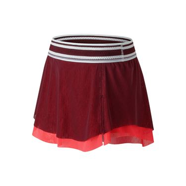 New Balance Tournament Skirt - Cabernet