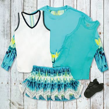 Womens Holiday Lucky In Love Tennis Bundle