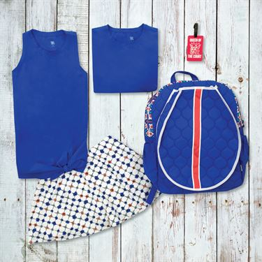 Women's Holiday Tail x Cinda B Tennis Bundle