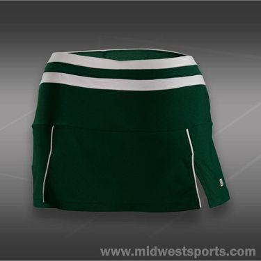 Wilson Team Skirt II - Forest Green