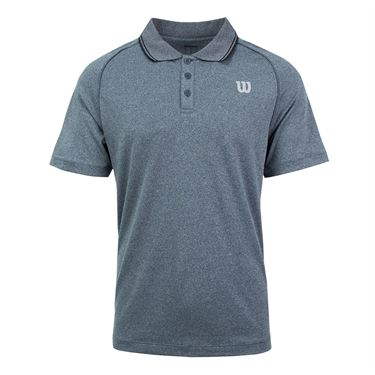 Wilson Core Polo - Grey