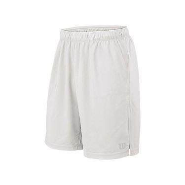 Wilson Rush 9 Inch Woven Short - White