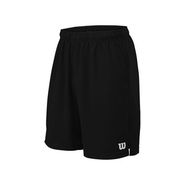 Wilson Rush 9 Inch Woven Short - Black