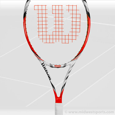 Wilson Steam 105S Tennis Racquet DEMO