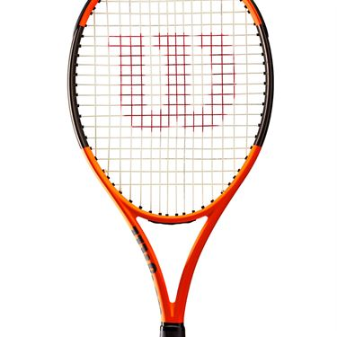 Wilson Burn 100 CV Orange LE Tennis Racquet
