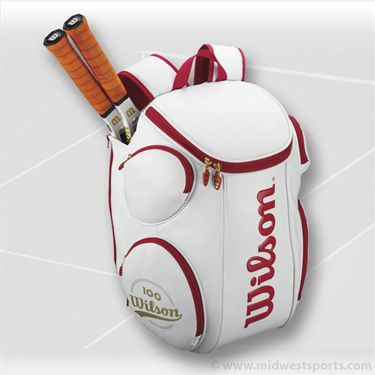 Wilson Tour 100 Year Large Backpack Tennis Bag