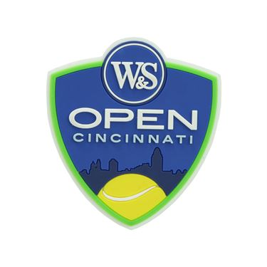 Western & Southern Open Crest Magnet
