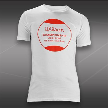 Wilson Tennis Champ Approved T-Shirt