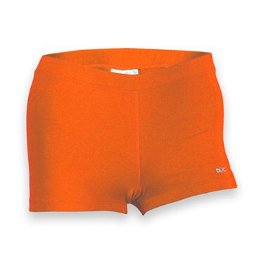 DUC Floater Compression Short-Orange