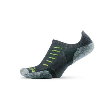 Thorlo Experia No Show Tab Tennis Sock- Grey