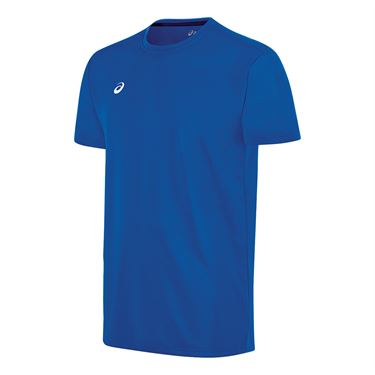 Asics Circuit 8 Warm Up Crew - Royal