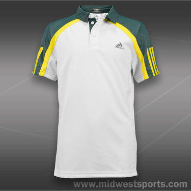 adidas Boys adipower Barricade Polo