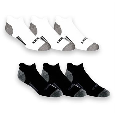 Asics Hydrology Low Cut 3-Pack Tennis Sock