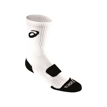 Asics Team Performance Crew Sock - White