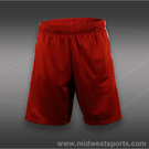 adidas Select Pocket Short-Univer Red