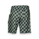 Yonex Performance Plaid Short - White/Black