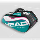 Head Tour Team Teal Monster Combi Tennis Bag
