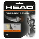 Head FiberGel Power 17G Tennis String