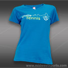 W&S Womens ATP 2013 V-Neck Cincy Tennis Tshirt