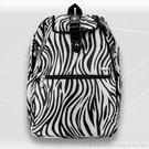 Jet Pac Racing Stripes Cooljet Tennis Backpack