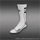 adidas Team Speed Crew Sock White