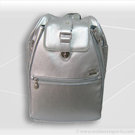 Jet Pack Cool Jet Silver Plate Tennis Bag