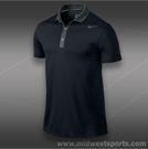 Nike Baseline Polo-Black