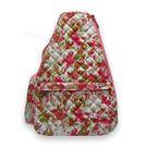 Jet Pac Versailles Quilt Small Sling Tennis Bag