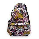 Jet Pac Fantasy Quilt Small Sling Tennis Bag