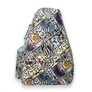 Jet Pac Safari Mosaic Classic Convertible Sling Tennis Bag