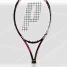 Prince O3 Pink LS 105 Tennis Racquet