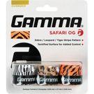 Gamma Neon Safari 3 Pack Overgrip