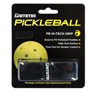 Gamma Hi-Tech Gel PB Replacement Grip - Black
