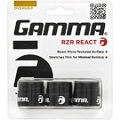 Gamma RZR React Overgrip (3 Pack)