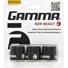 Gamma RZR React Overgrip (3 Pack)