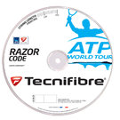 Tecnifibre ATP Razor Code 17g (360 ft.) MINI REEL