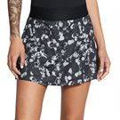 Nike Court Dry Printed Straight Skirt Womens Black/White CW2138 010