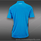 adidas Clima Chill Polo-Solar Blue