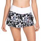 Eleven Geometric Fly Skirt 14 inch Womens Geo Print GE0896 953